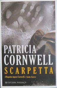 Patricia Cornwell - Scarpetta - Editorial Presença - Queluz de Baixo - 2012 «€10.00»