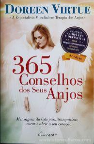 Doreen Virtue - 365 Conselhos dos Seus Anjos - Nascente - Amadora - 2013 «€10.00»