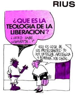 La teologia de la liberacion - Rius