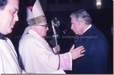 Augusto Pinochet y Orozimbo Fuenzalida