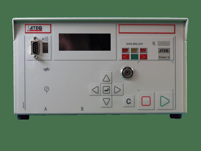 ATEQ Premier D – Compact Flow Tester, compact Continuous Laminar Flow Meter