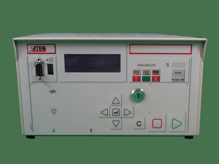 ATEQ Premier MF, compact air/air leak detector, leak testing equipment