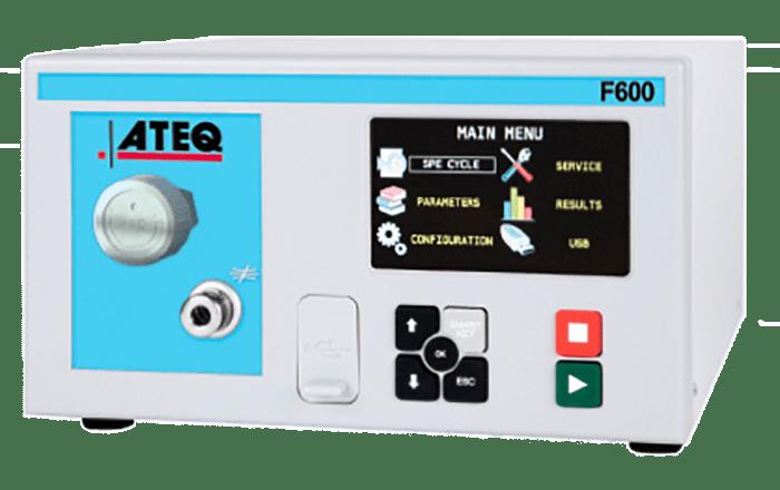 f600 entry level leak tester