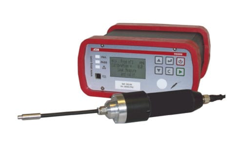 Tracer Gas Leak Detection Equipment