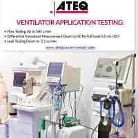 ventilator leak testing