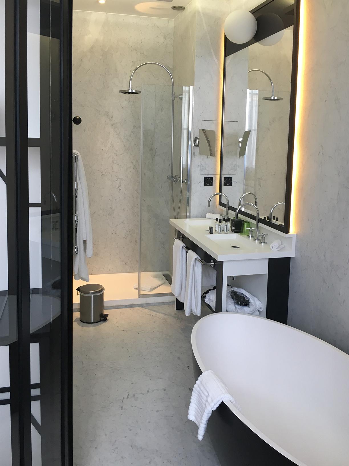 Salle De Bain Hotel Le Grand Htel Top Des Plus Belles Salles De Bains Dhtels  Chambre Avec