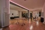 LED Beleuchtung Ausstellung Bern