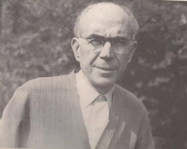 Ο Π.Κ στο Λημέρι του ΔΣΕ στην περιοχή Πρέσπας (1949)