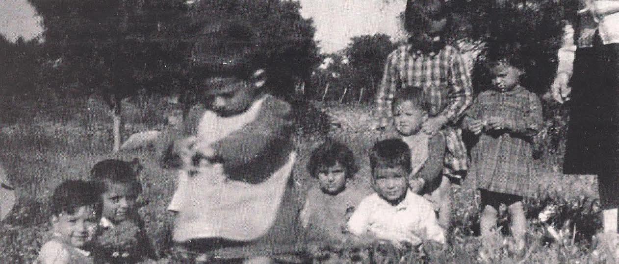 Ήταν παιδιά αγωνιστών. Η πολιτεία τα καταδίκασε, η εκκλησία τα αγνόησε