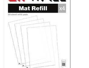 ZipWall Mat Refill