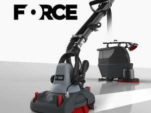 motorscrubber force