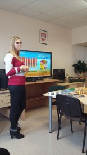 Kraštotvarkos ir agroverslo technologijos bei Maisto technologijos katedrų vizitai į mokyklas