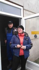 Agroverslo technologijų studijų programos studentai lankėsi gyvulininkystės ūkiuose Utenos r.