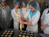 Maisto technologijos studijų programos studentai tobulino praktinius įgūdžius