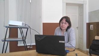 Kraštotvarkos ir agroverslo technologijų katedros dėstytojos pagal Erasmus + dėstymo programą skaitė paskaitas Greifsvaldo universitete