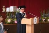 Profesinio bakalauro diplomų įteikimo šventė Agrotechnologijų fakultete