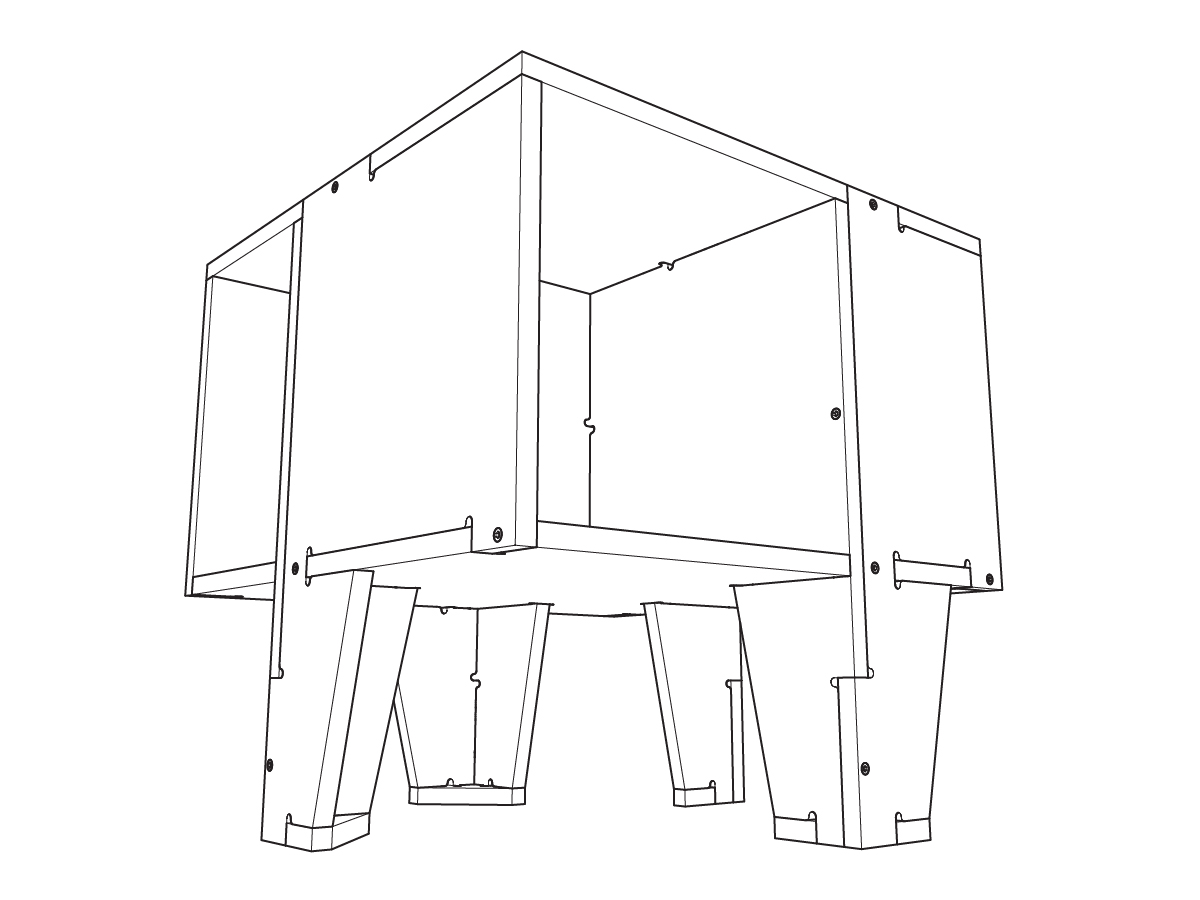 Atfab Rotational Table