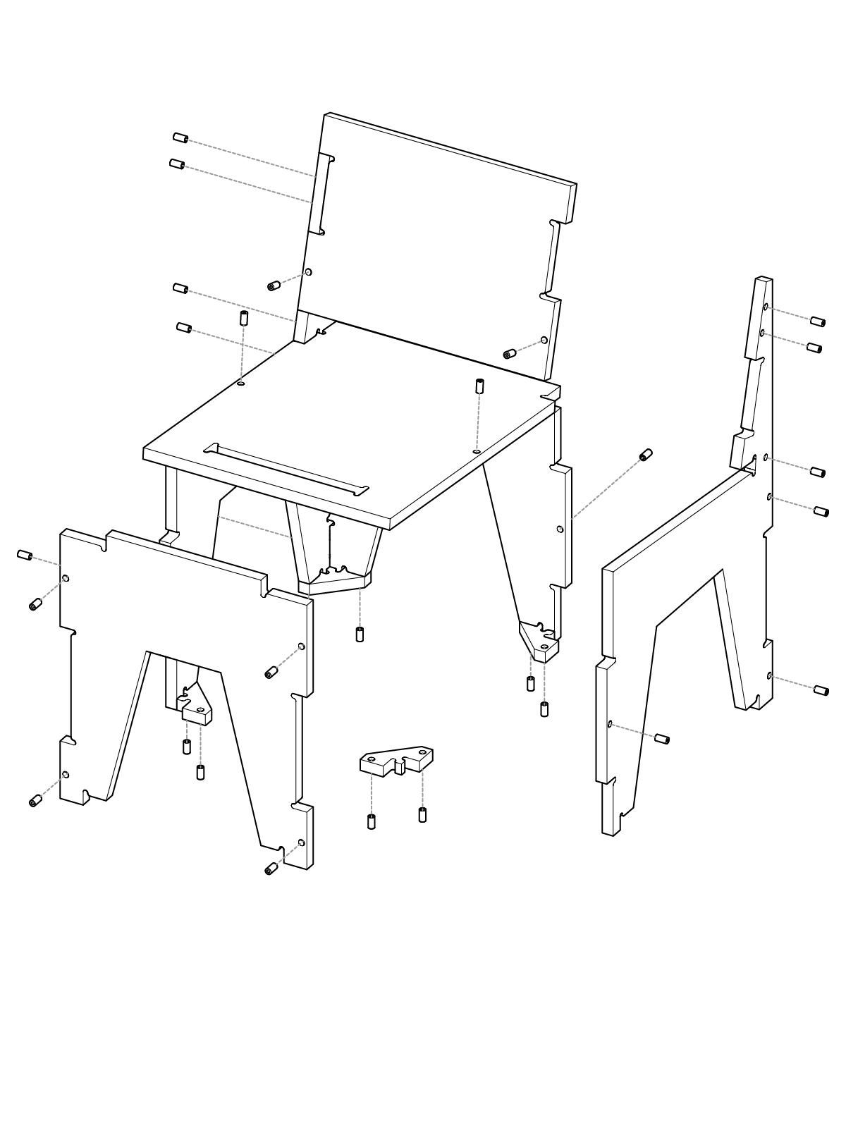 The Atfab 5 30 Minute Chair