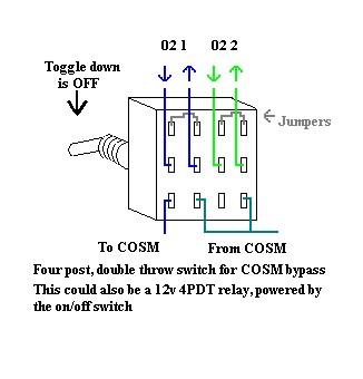 3pdt Switch Wiring For 2PDT Switch Wiring wiring diagram