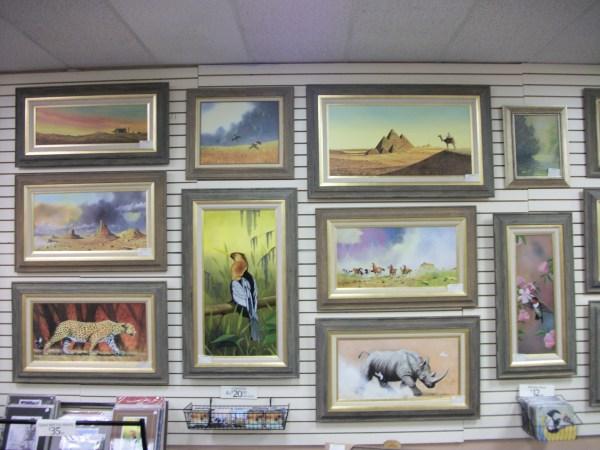 Don Griffiths Art Sales