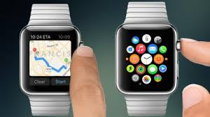 Two smart watches.