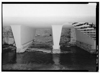 Casa Kaufmann Casa de la Cascada Frank Lloyd Wright  PROYECTOS 3  4