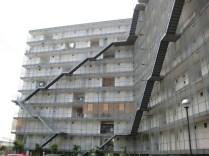 Perspectiva del edificio (4)