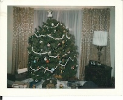 Later 70's tree