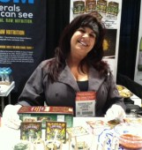 Chef Giovanina Bellino of Flavor Bombs!
