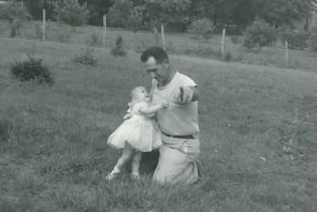 Fran and Dad
