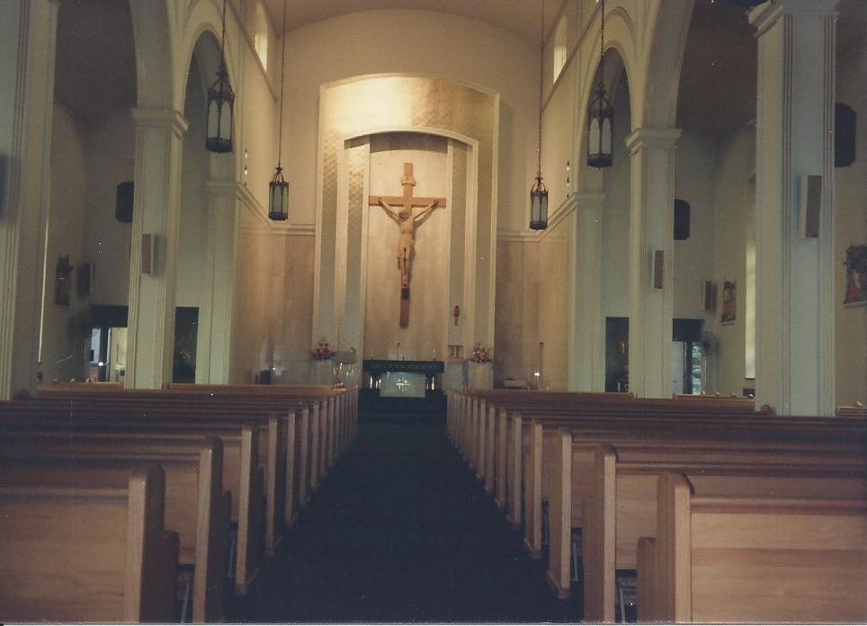 St Joes inside