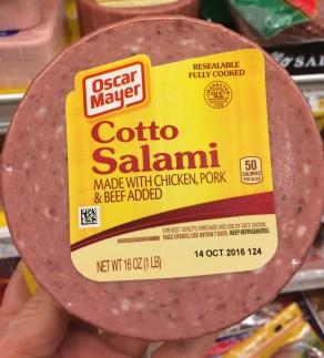 cotto-salami