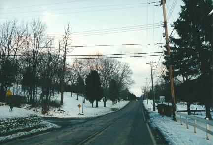 My escape road
