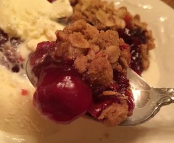 cherry cran closeup