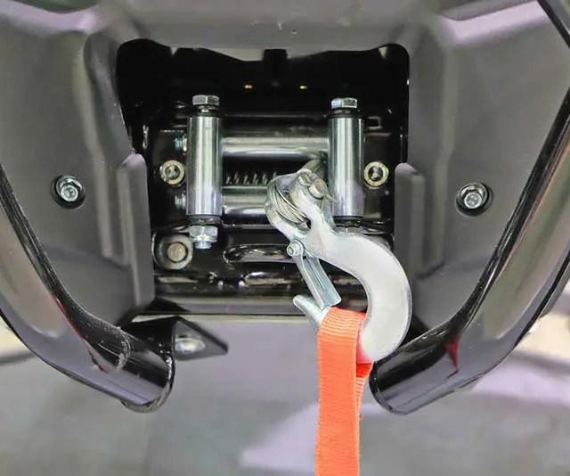 Best ATV Winch – Buyer's Guide
