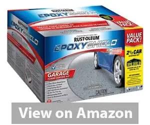 Rust-Oleum 261845 EpoxyShield Garage Floor Review