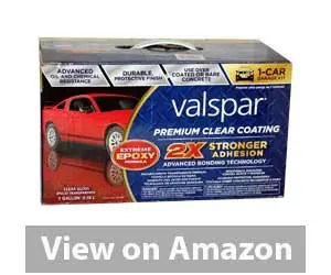 Valspar (81052) Epoxy Review