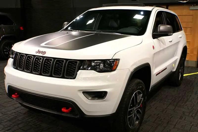 Jeep Grand Cherokee Trailer Wiring