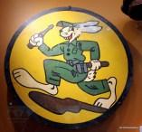 Service squadron sign