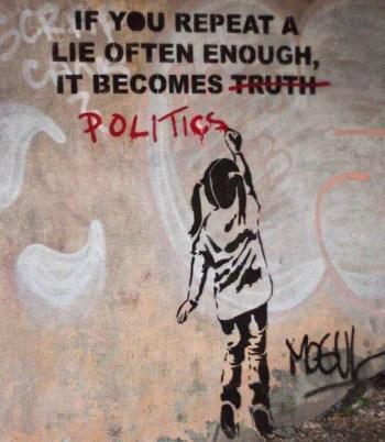 Repeat A Lie