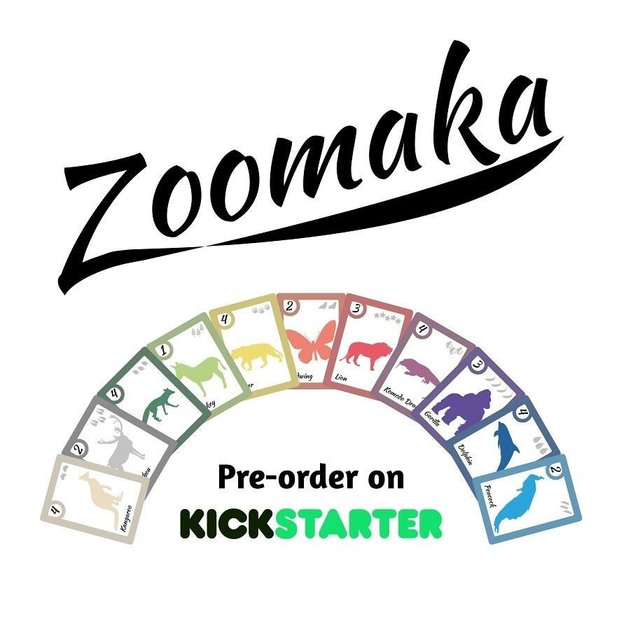 3 Games in 3 Hours, Part 1: Zoomaka – Review