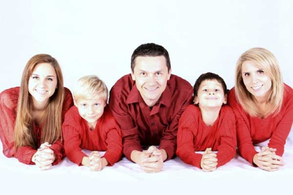 family-red