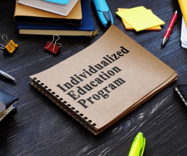 Individualized Education Program (IEP) Booklet