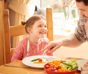 Create Art With Vegetables To Help Your Child With Autism Get Comfortable With Healthy Foods