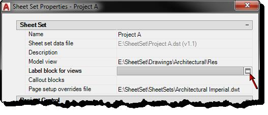AutoCAD Blog: Implementing Sheet Sets for Maximum Efficiency: Add View Labels in AutoCAD