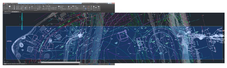 Make Better Selections with AutoCAD 2018