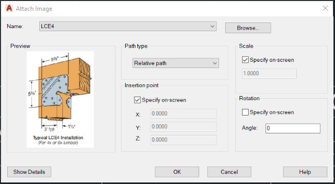 6 Steps to Adding Images Inside of an AutoCAD Table Cell
