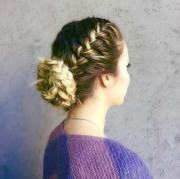 thick hair hairstyles 7 updos