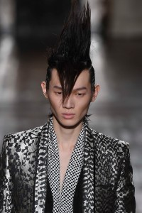 Punk Hairstyles for Men: 3 Super-Easy Halloween Ideas