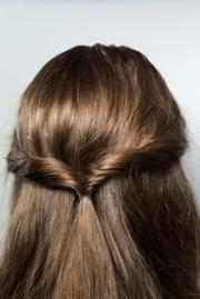 chic wedding styles thin hair